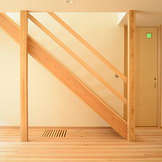 スケルトン階段